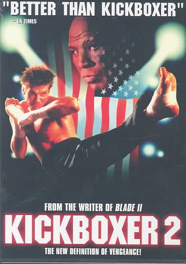 KICKBOXER 2 BY MITCHELL,SASHA (DVD)