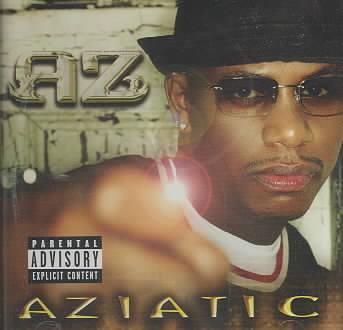 AZIATIC BY AZ (CD)